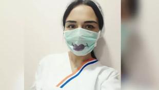 Koronavirüsü yenen hemşire yaşadıklarını anlattı !