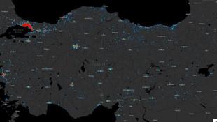 İşte koronavirüs salgınında İstanbul, Ankara ve İzmir'in en riskli ilçeleri