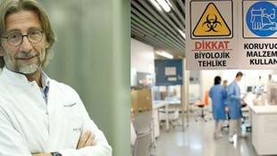 Aşı için çalışan Prof. Dr. Ercüment Ovalı tarih verdi!
