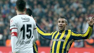 Oğuzhan Özyakup'tan Beşiktaş ve Van Persie itirafları!