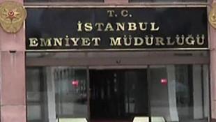 İstanbul Emniyet Müdürlüğü'nde atama yapıldı