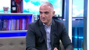 Bakan Ersoy: Otellerin yüzde 50'sini açabilirsek iyi olacağını düşünüyorum