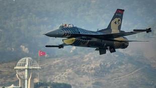 Türkiye 308 adet F-16 üretti
