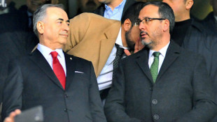 Bakan Kasapoğlu'dan Mustafa Cengiz'e ziyaret