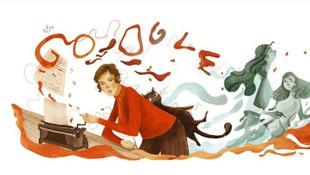 Google, Tomris Uyar'ı unutmadı