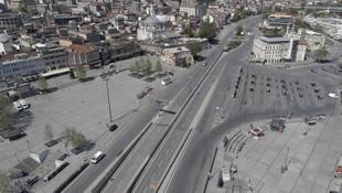 4 günlük sokağa çıkma kısıtlamasında 6 şehir muaf tutuldu