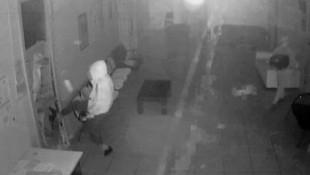 Vicdansız hırsızlar bu sefer bakın nereyi soydu