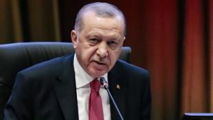 Erdoğan'dan 4 il için imzayı attı