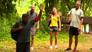 Ersin Korkut'tan Survivor adasına duygusal veda