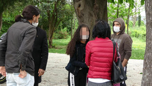 Gezi Parkı'nda 12 yaşındaki çocuğa taciz rezaleti!