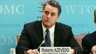 Dünya Ticaret Örgütü Genel Direktörü görevinden ayrılıyor