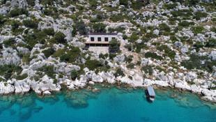 Bunu da gördük! Antalya'da 48 saatte kaçak villa yaptılar