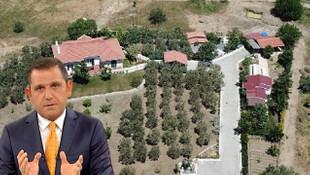 Fatih Portakal'ın çiftliğine kaçak yapı incelemesi
