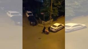 İstanbul'da sözün bittiği an: Mahalle mahalle ''çöp'' dilendi