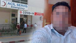 İntihar eden işçide koronavirüs tespit edilince 120 kişi karantinaya alındı