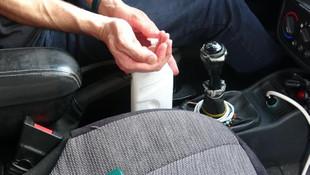 Otomobilde büyük tehlike! Koronavirüsten korunurken aracınızı yakmayın