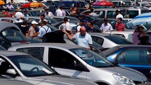 İkinci el otomobilde yüzde 7 zam bekleniyor