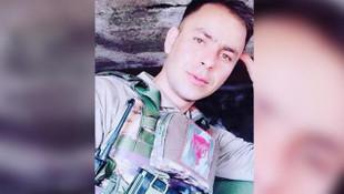 Hakkari'de PKK'lılarla çatışmada yaralanan askerden acı haber geldi