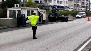 İstanbul'dan Trabzon'a ehliyetsiz olarak geldi: Böyle yakalandı