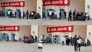 ''Maske tak'' diye uyaran güvenlikçiye testereyle saldırdı