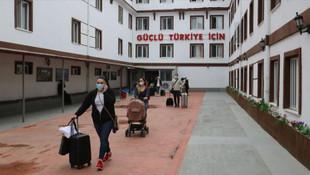 Bakan Kasapoğlu açıkladı: Karantina yurtlarında kimse kalmadı