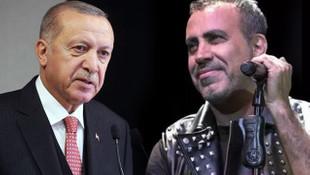 Haluk Levent, Erdoğan'a rakip gösterilmesine tepki gösterdi