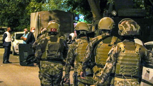 Antalya'da korku dolu gece! Özel harekat operasyon düzenledi