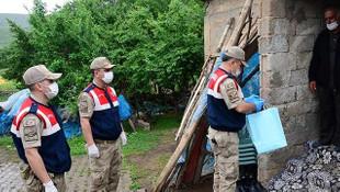 Vefa Sosyal Destek Grubu ekipleri yardımlarına devam ediyor