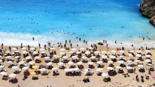 Antalya'da koronavirüs nedeniyle, turist sayısı yüzde 67 düştü!