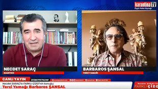 Barbaros Şansal: ''Atatürk çok büyük kostüm tasarımcısıdır''