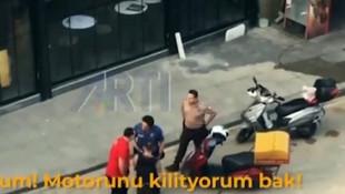 Önce Tekirdağ şimdi de İstanbul! Kadıköy'de polisten ''orantısız'' kuvvet