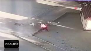 Günün kahramanı İzmir'den bir kadın! Gözünü bile kırpmadı