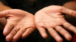 En garip ''koronavirüs testi''... Hemen ellerinize bakın!