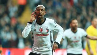Anderson Talisca'dan Beşiktaş açıklaması