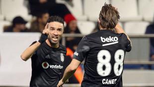 Beşiktaş'ta Caner Erkin ve Gökhan Gönül için karar verildi