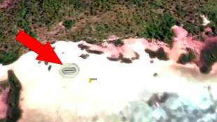 Çılgın iddia: Yer altına açılan gizli bir kapı bulundu