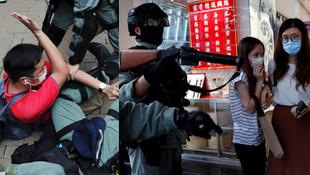 Çin'in Hong Kong hamlesi sokakları karıştırdı