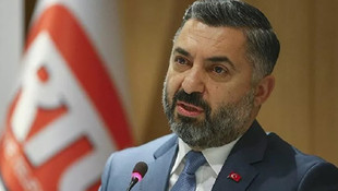 RTÜK Başkanı mahkemeye başvurdu