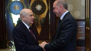 ''Vekil transferinde MHP'nin iki, AK Parti'nin dört önerisi var''