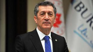 Milli Eğitim Bakanı Selçuk'tan uzaktan eğitim açıklaması