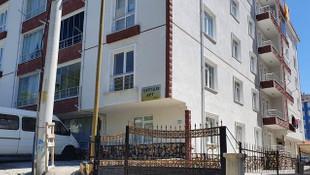 Kırşehir'de 6 Katlı bina karantinaya alındı!