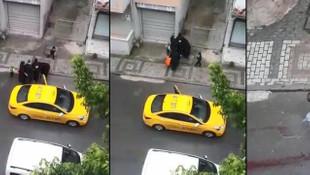 Vicdansız taksici doğum yapan kadını araçtan attı!