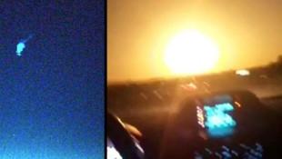 NASA'dan Türkiye'de görüldüğü iddia edilen ''gök taşı'' yorumu