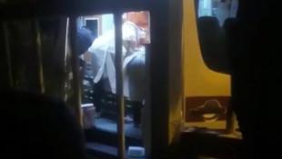 Sokak ortasında gece yarısı dehşeti: 14 yerinden bıçaklandı!