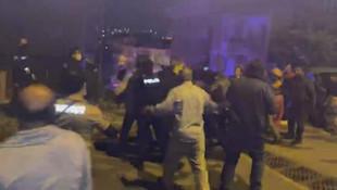 İstanbul'da olaylı gece! Kız tarafı nişanı attı, aileler birbirine girdi!