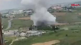 İstanbul'da fabrikada patlama: Ölü ve yaralılar