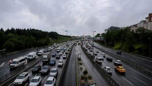 İşte 4 ayda Türkiye'de trafiğe çıkan araç sayısı
