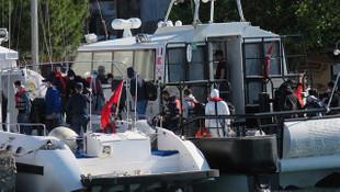 Göçmenleri ölüme terk ettiler! Türk Sahil Güvenliği böyle kurtardı