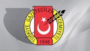 Türkiye Gazeteciler Cemiyeti: Gazeteciler derhal serbest bırakılsın