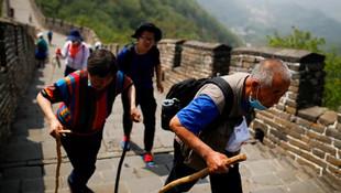Çinliler karantina sonrası soluğu orada aldı
